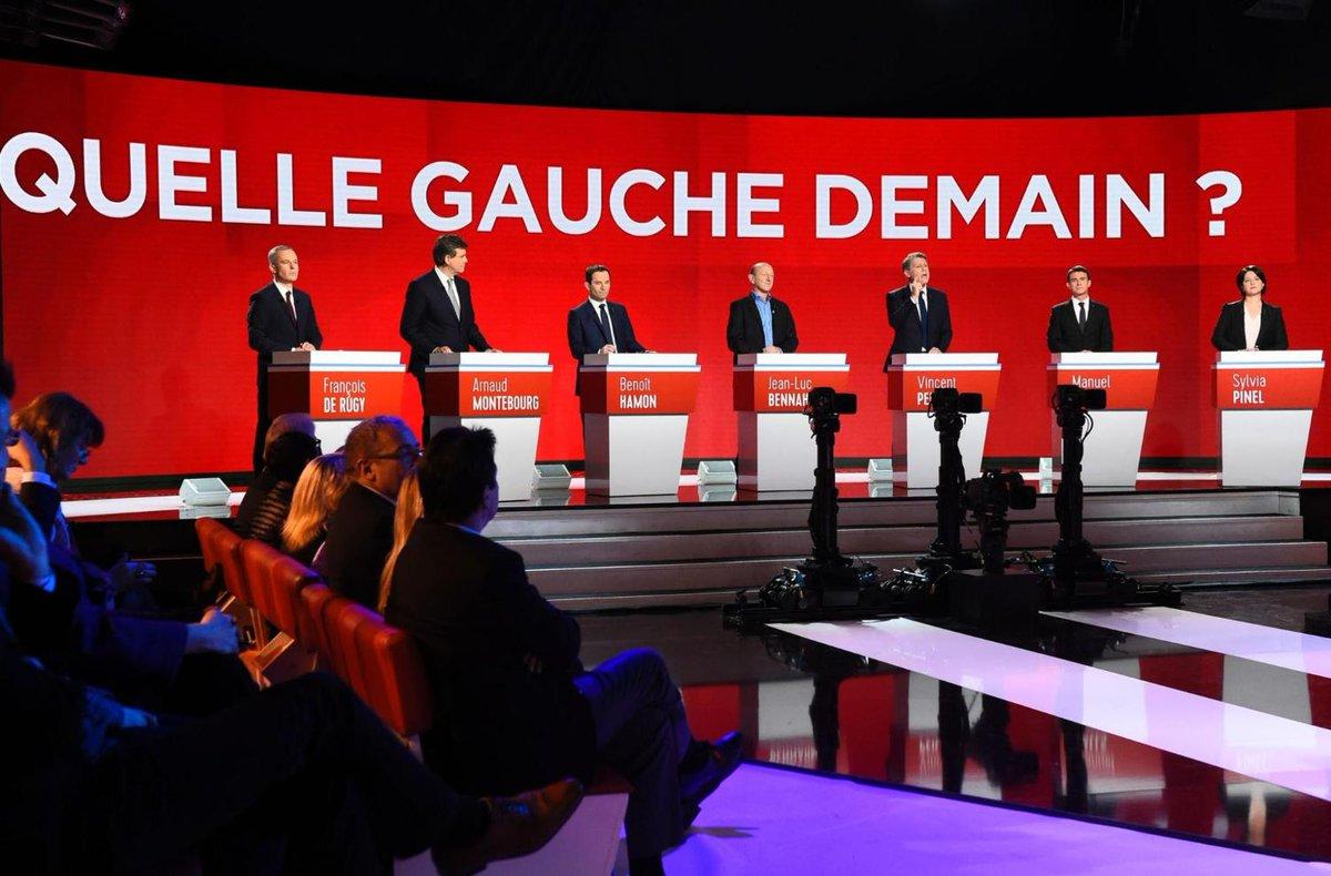 Ralliements d'entre-deux tours : Benoît Hamon prend l'avantage sur Manuel Valls >>  https://t.co/Z4zG756kaT#PrimairesGauche