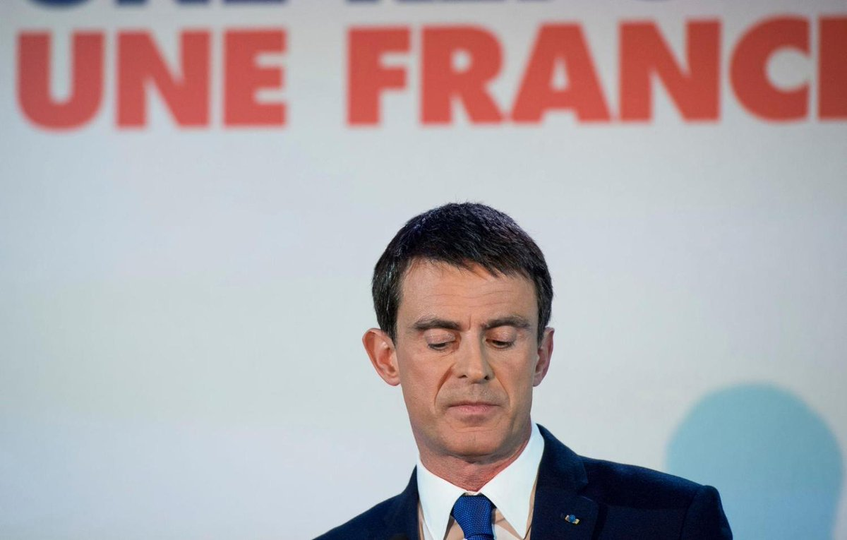 Pour Valls, une deuxième place synonyme d'échec programmé >> https://t.co/8wclWRP1pc #PrimairesGauche