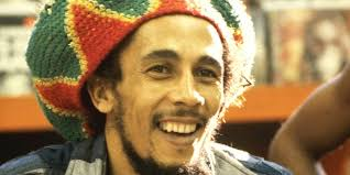 "Happy Birthday Bob Marley.  A fighter for the oppressed the world over.  ""Emancipate yourself from mental slavery\"""