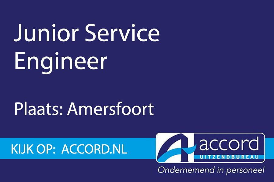 test Twitter Media - #Vacature: Junior Service Engineer in Amersfoort. https://t.co/uqODjHSx6m https://t.co/KSmdonalHA