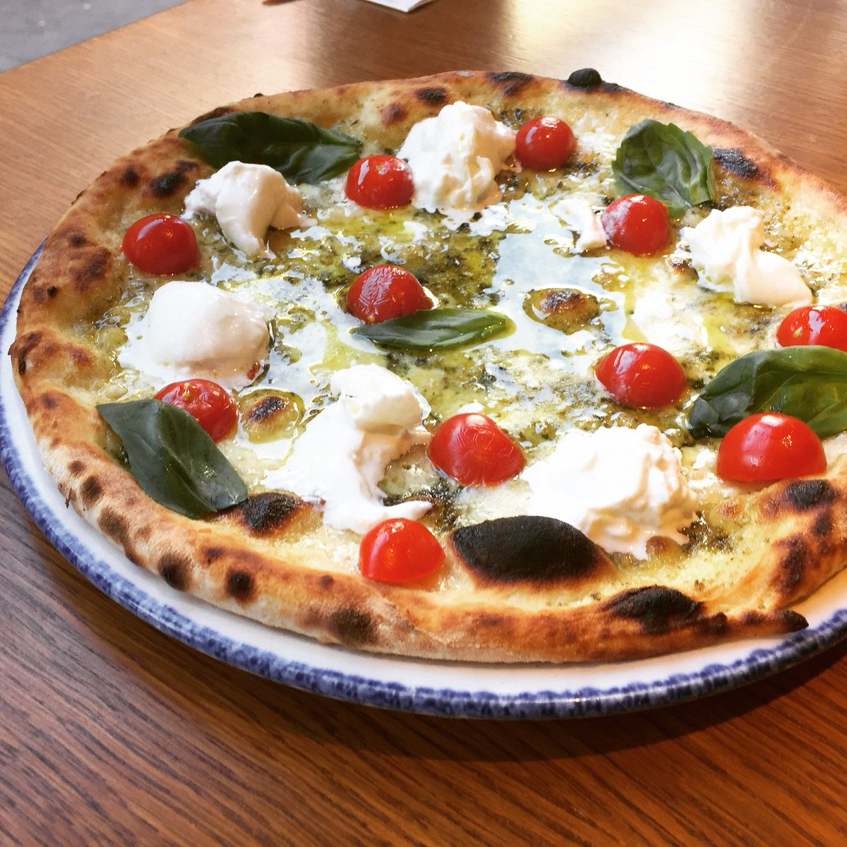 Amici Miei 2 Go London's Best Pizza with Deliveroo