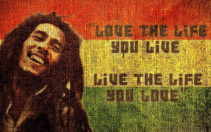 Happy Birthday, Bob Marley RIP