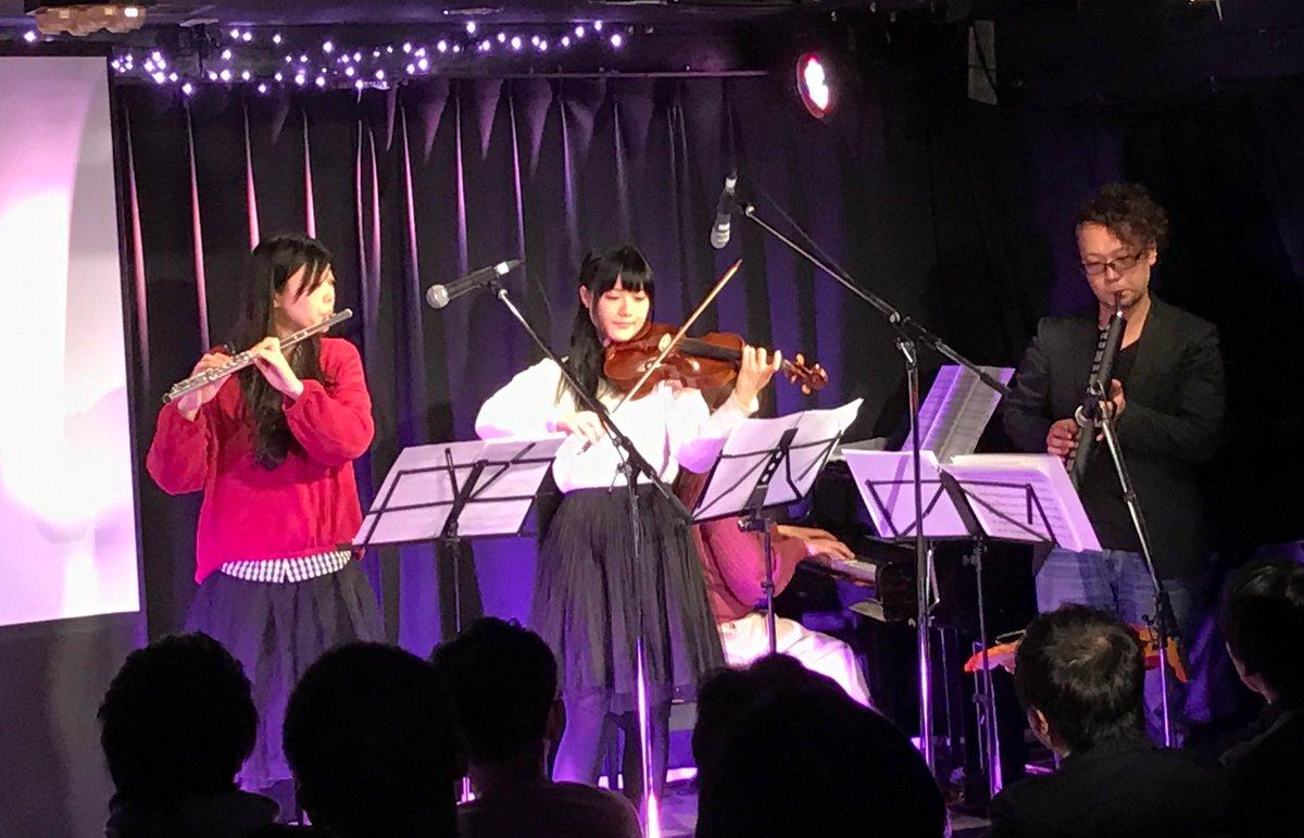 【演奏会♪】本日はパンでPeace!演奏会でした。まさかの豊田さん、大森さんによるピアノ演奏やら楽曲ができるまでのエピソ