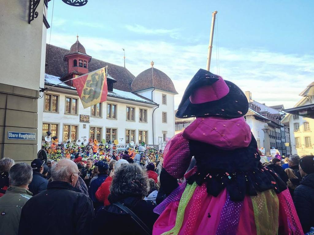 February is the month of festivities and carnivals in Switzerland. In some places, the celebrations have already be… https://t.co/YJHPiIAX5p