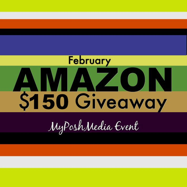 Feb $150 Amazon Giveaway {Happy Valentine's Day}