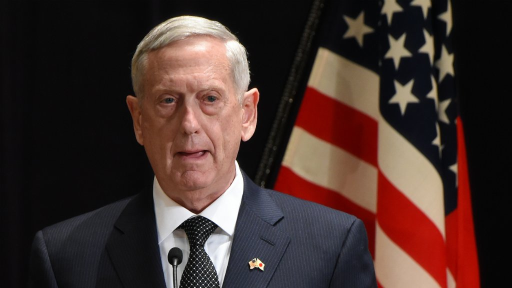 US defence chief brands Iran 'biggest sponsor of terrorism' as tensions flare