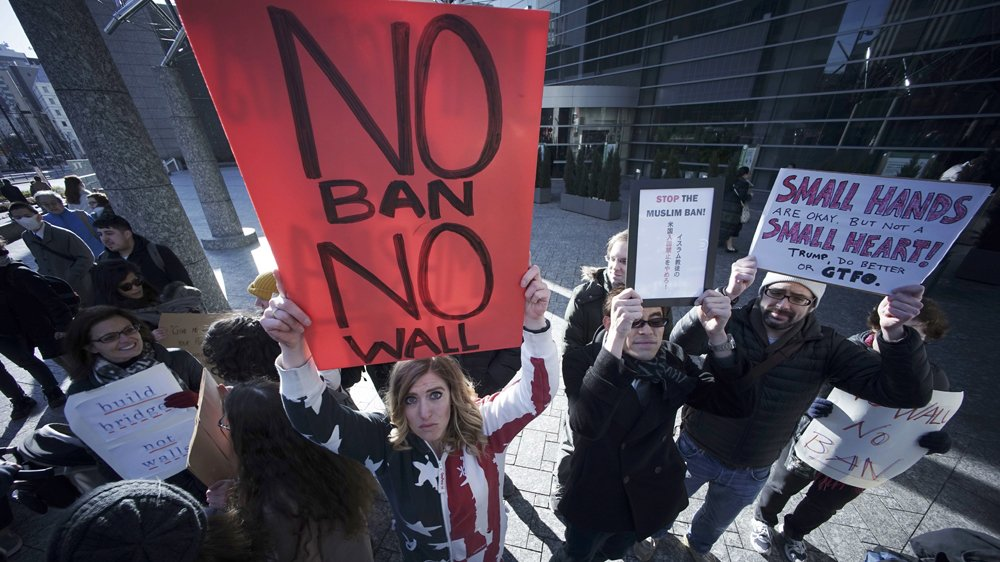 Trump's immigration ban and the chilling effect on aviation and technology sectors