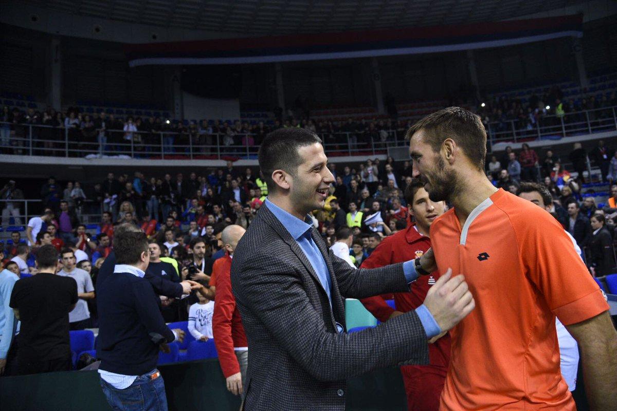 #DavisCup: Davis Cup