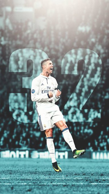 Happy Birthday to one of the GREATEST players of all time, our very own Cristiano Ronaldo!