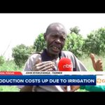 Cost of Production up as Farmers Take up Irrigation