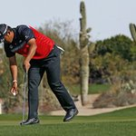 Defending champion Hideki Matsuyama one stroke from Phoenix Open lead