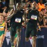 Usain Bolt sprinkles star-dust as athletics goesHollywood