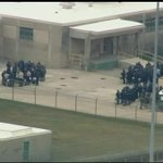 The aftermath: Delaware police clear prison riot scene