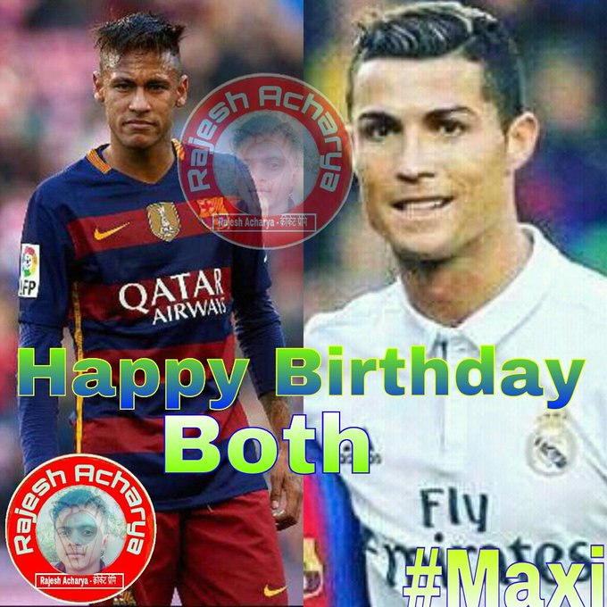 Happy Birthday and Happy Birthday Both