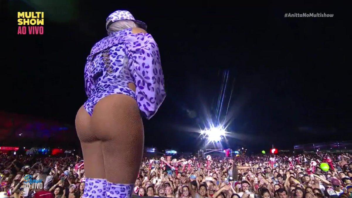 #AnittaNoMultishow: Anitta No Multishow
