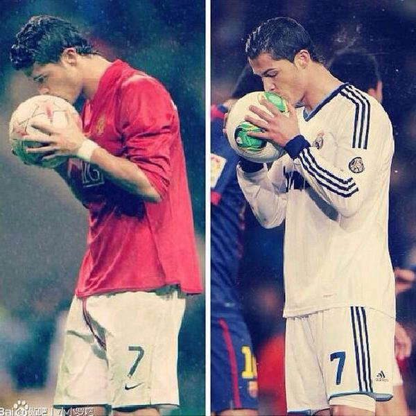 Happy Birthday Cristiano Ronaldo!