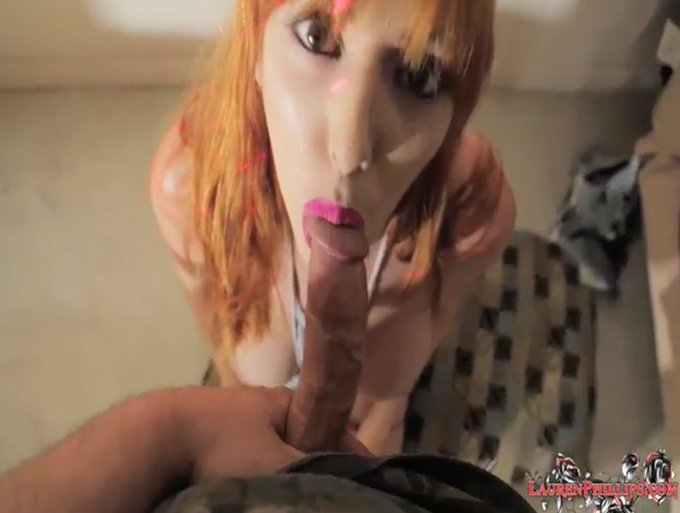Rave Blowjob https://t.co/Iv8uPu4jGf with @LaurenFillsUp and @BrockDoomFORNOW #pov #bj https://t.co/