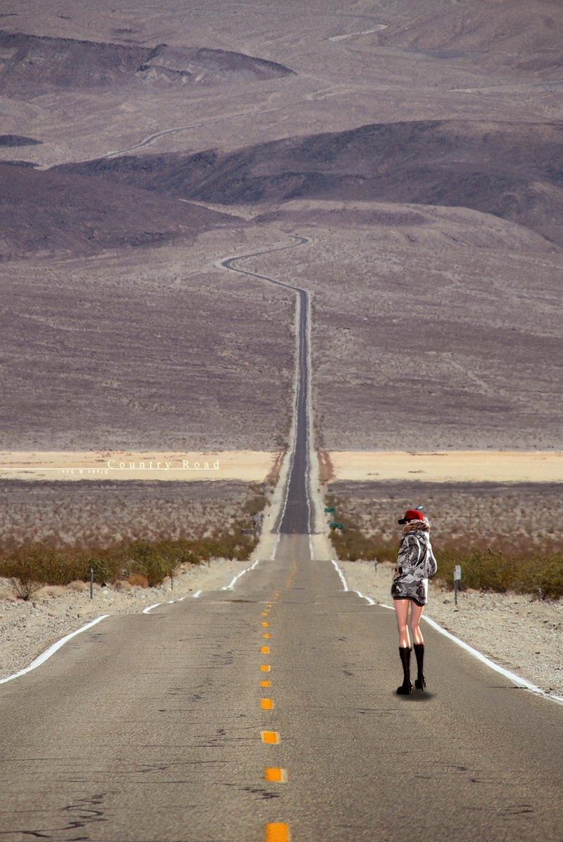 (イメージ)皆に合わせて強くなろうという意欲もわかずに、誰もが通り過ぎていった後の道を歩む。どこまで行こうというより、ど