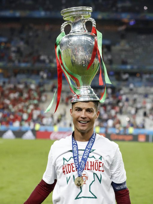 Happy birthday Ronaldo