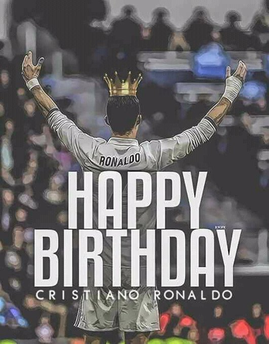 Happy Birthday to the Best player in the world!!