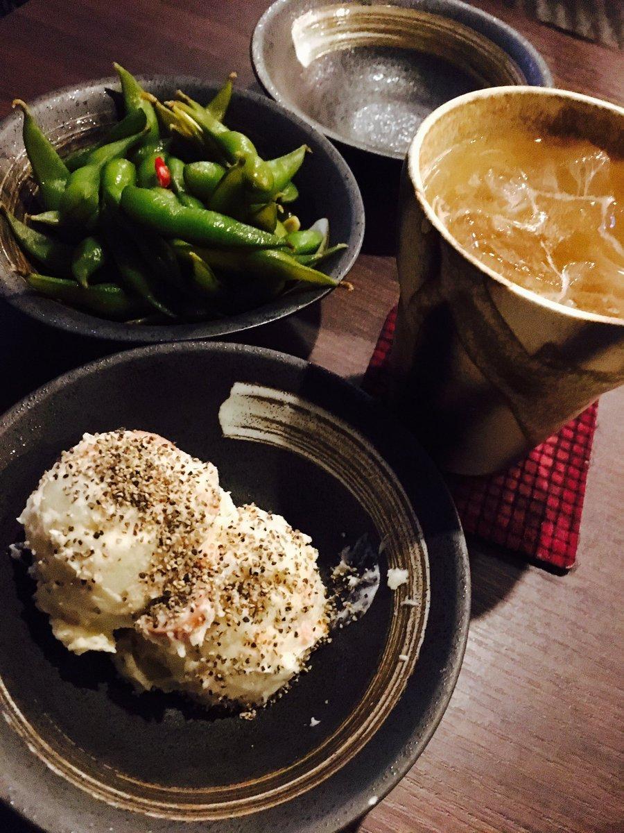 テレビドラマ「ワカコ酒」の第9夜に出てきたミヤザキ商店さんで、ワカコさんと同じレバーを同じ食べ方で。ぷしゅ〜。