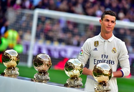 802 games  568 goals  215 assists   Happy 32nd birthday, Cristiano Ronaldo.
