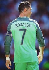 Happy Birthday to my idol Cristiano Ronaldo dos Santos Aveiro