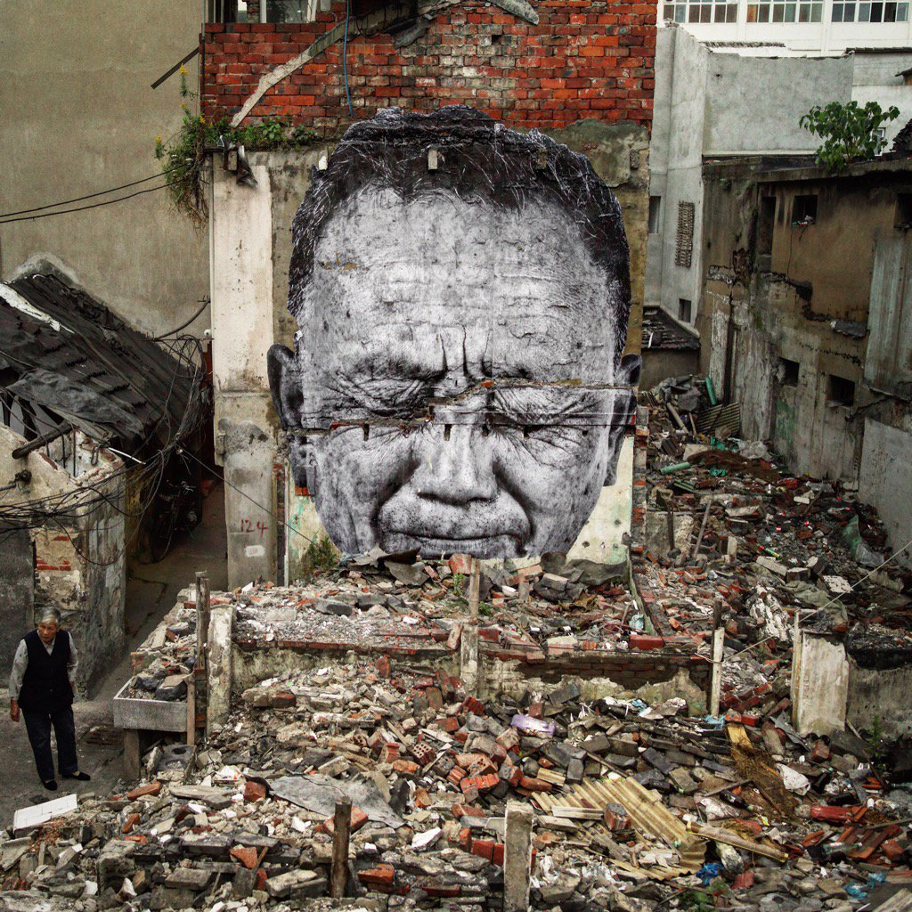 CHINA 2010 - WRINKLES OF THE CITY PROJECT https://t.co/0mFs89lsRM