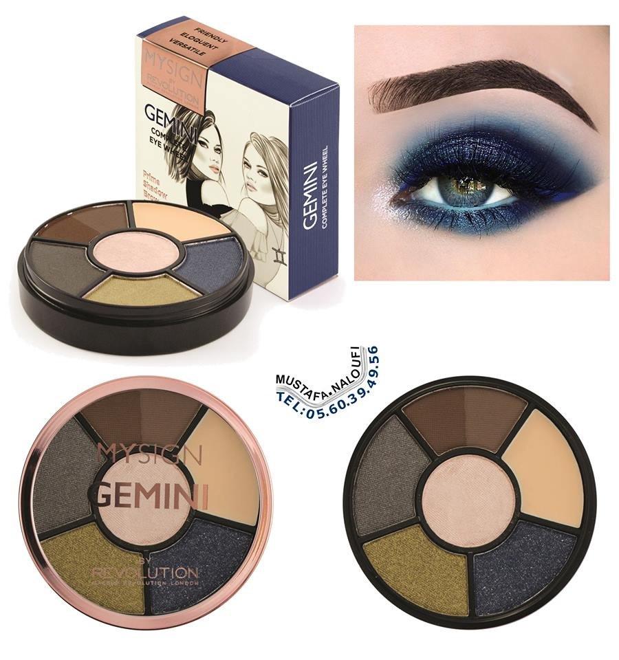 #Makeup_Revolution My Sign Complete Eye Base #Gemini PRIX: 2900 DA PRIX: 15,26 € PRIX: 13,18 £ POR: 0560394956 https://t.co/nDoEvDKcBI