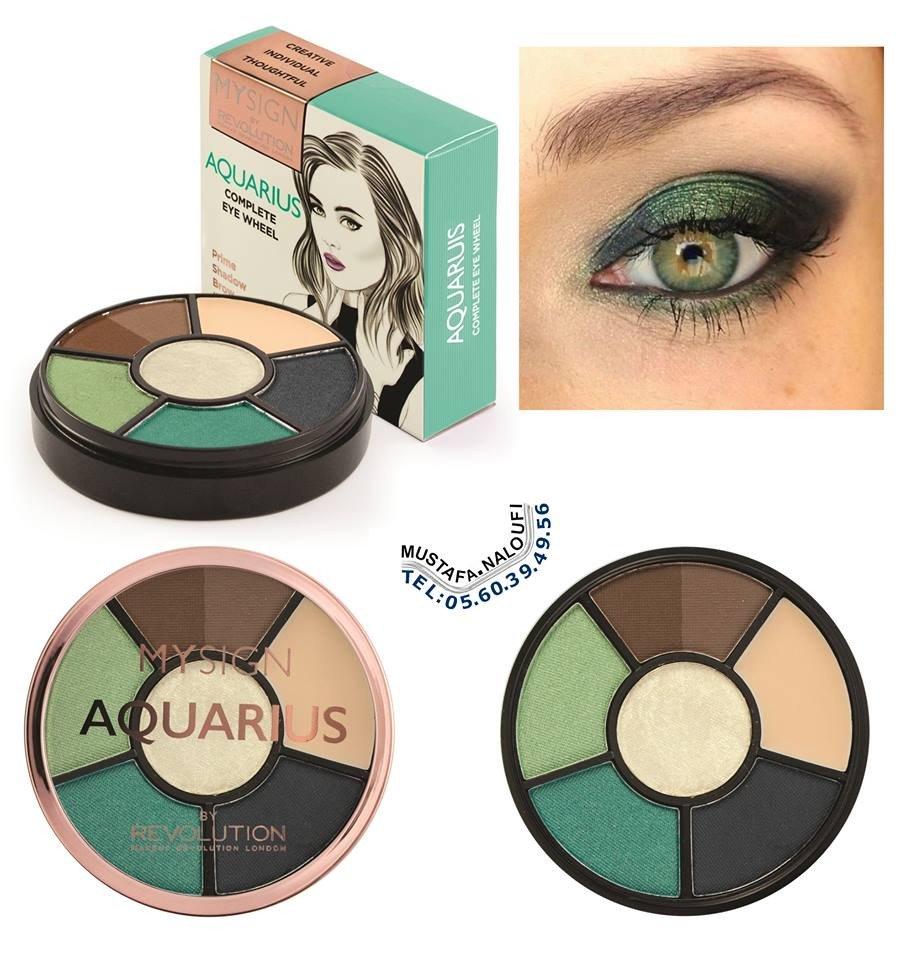 #Makeup_Revolution My Sign Complete Eye Base #Aquarius PRIX: 2900 DA PRIX: 15,26 € PRIX: 13,18 £ POR: 0560394956 https://t.co/SKsEG1mzoZ