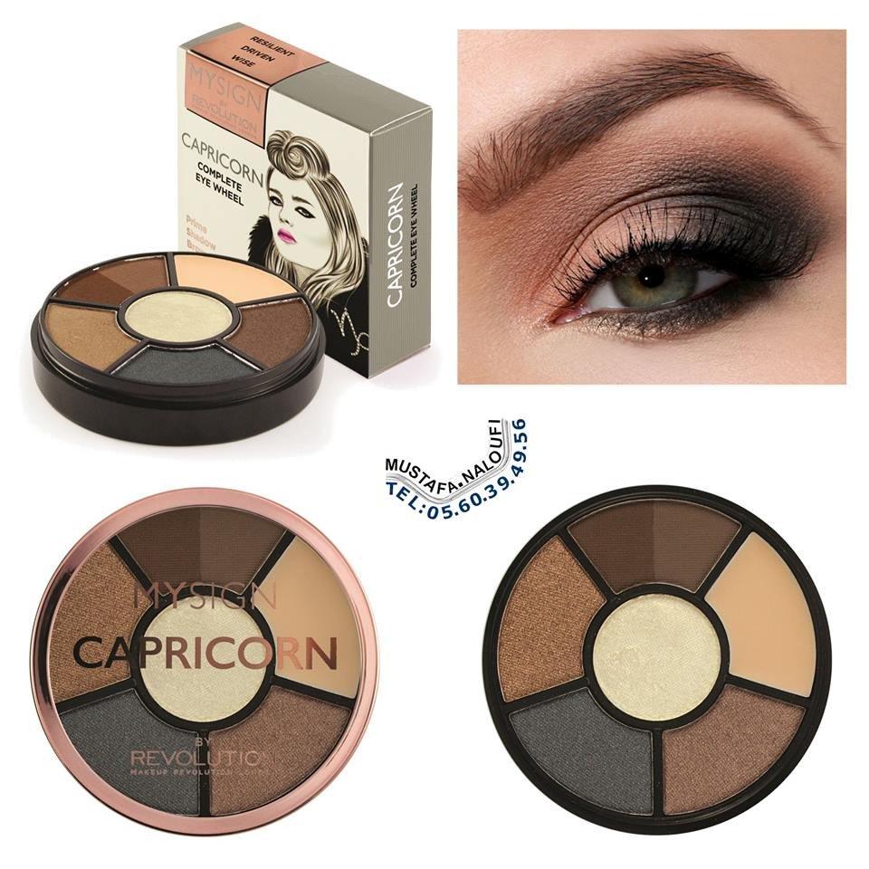 #Makeup_Revolution My Sign Complete Eye Base #Capricorn PRIX: 2900 DA PRIX: 15,26 € PRIX: 13,18 £ POR: 0560394956 https://t.co/91JCr13tsD