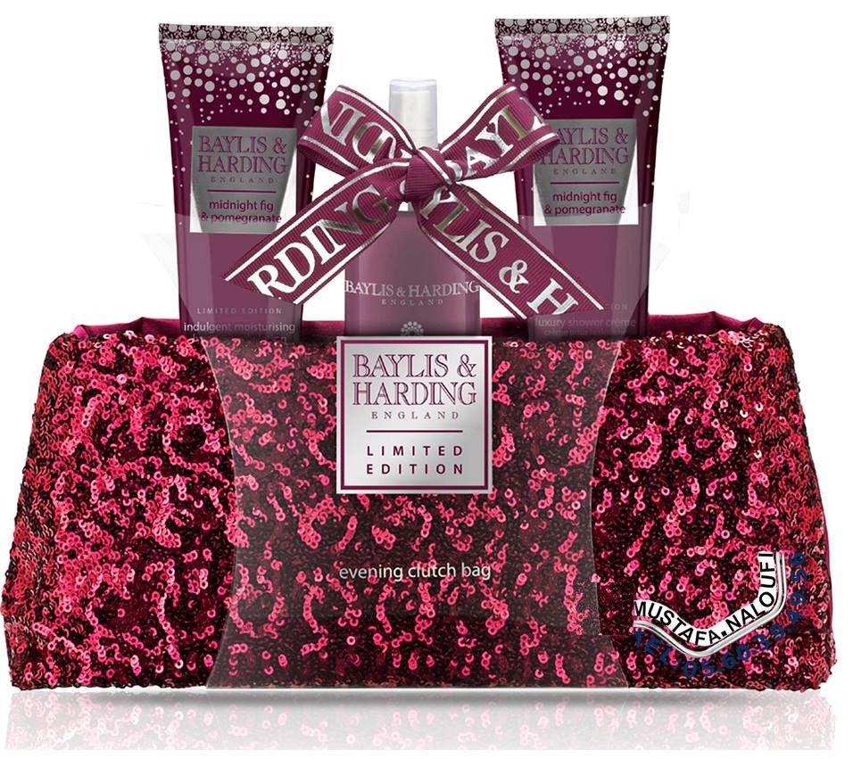 #Baylis & #Harding Midnight Fig and Pomegranate Sequin Clutch Gift Set PRIX: 6200 DA PRIX: 32,63 € PRIX: 28,18 £ POR: 056039495 https://t.co/9p2uL1mmQG