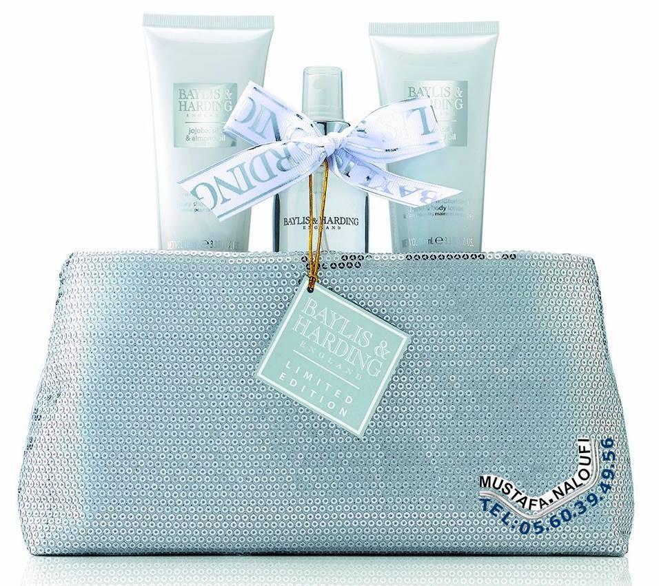 #Baylis & #Harding Jojoba Silk and Almond Oil Clutch Bag, 4-Piece Gift Set PRIX: 6200 DA PRIX: 32,63 € PRIX: 28,18 £ POR: 056039495 https://t.co/J3v1WKIIvE