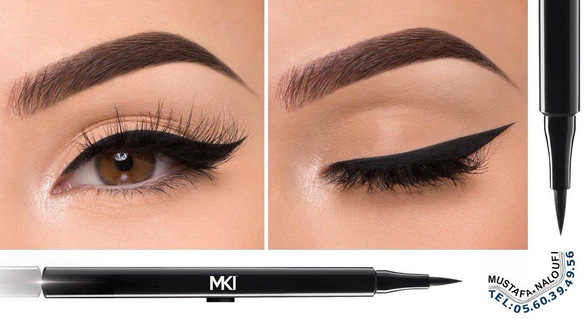 #MKI Feutre Eyeliner PRIX: 900 DA PRIX: 4,73 € PRIX: 4,09 £ POR: 0560394956 https://t.co/8DbEfF7Duz