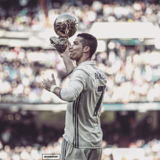 Happy birthday Cristiano Ronaldo!   802 games 568 goals 215 assists 22 trophies 4 Ballon d\Ors