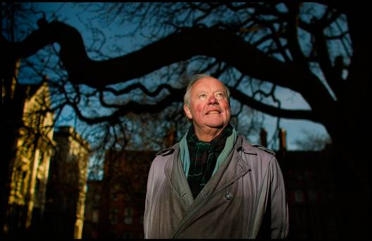 A tribute to Ireland's greatest living poet