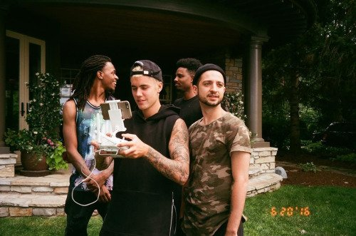J.rabon: Happy Birthday I love you bro! I wish you... -  - Justin Bieber
