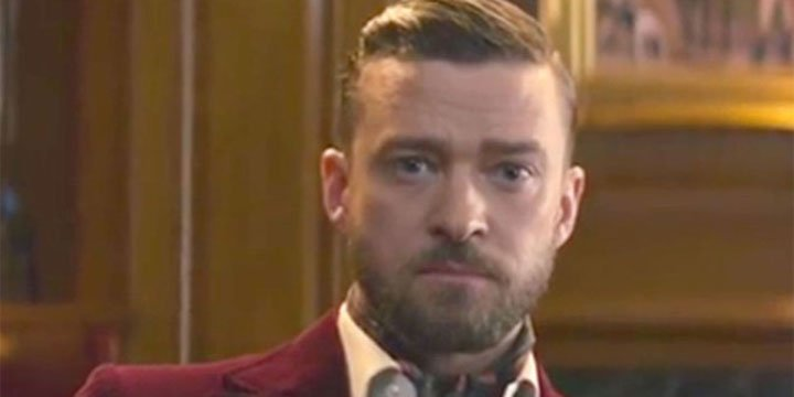 Justin Timberlake throws it back to his 'NSYNC days in SuperBowl commercial