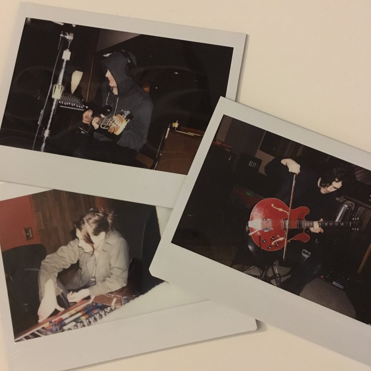 BRMC recording new album at Sunset Sound  Photos by Michelle Shiers https://t.co/7m4iJQiyVV