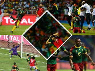 Aboubakar delivers Cup of Nations for Cameroon