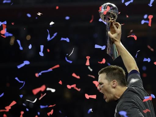 The dynasty continues: Patriots storm back to win Super Bowl