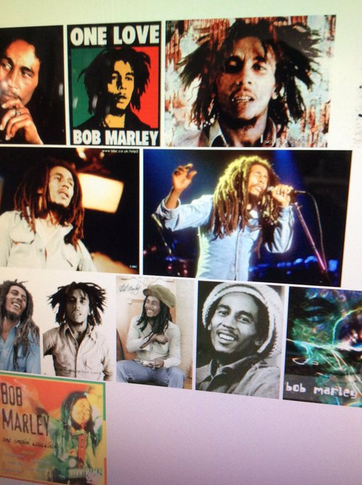 The great Bob Marley birthday February 6. Wishing you a wonderful happy birthday.