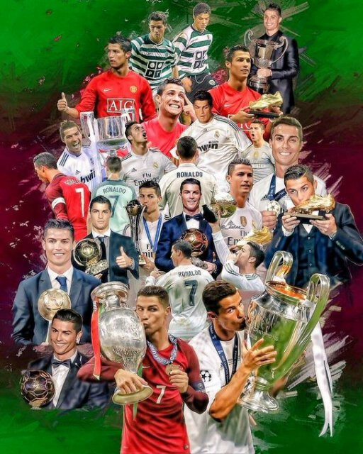 Happy 32nd birthday legend  CR7 Ronaldo