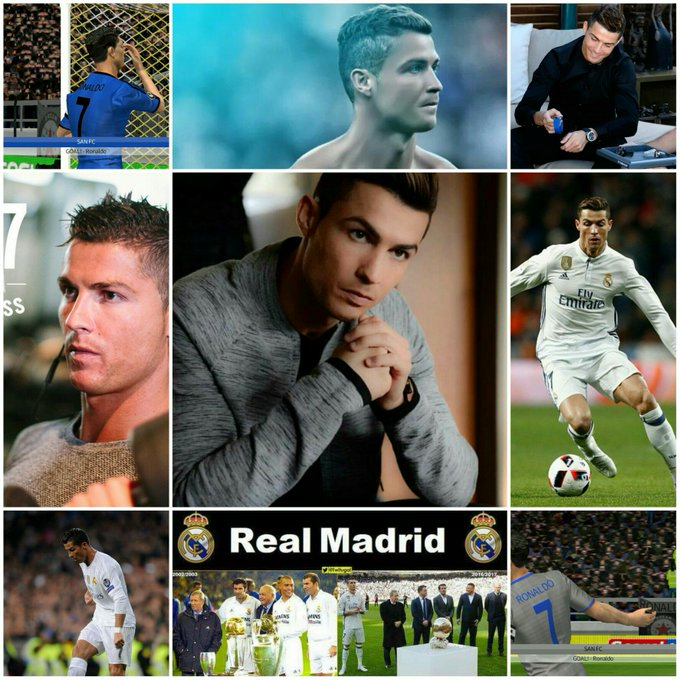 Happy birthday to cristiano ronaldo