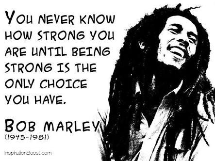 Happy birthday Rasta Nesta.  Bob Marley would habe been 72 years today..