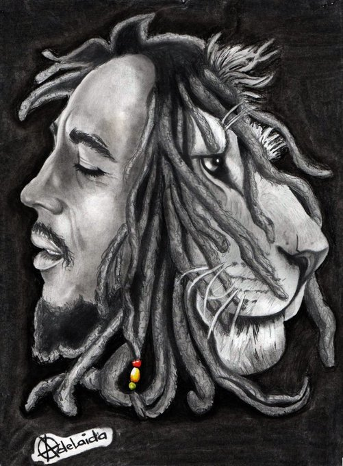well happy birthday bob have a blast wherever u are. How did he die? Marley.
