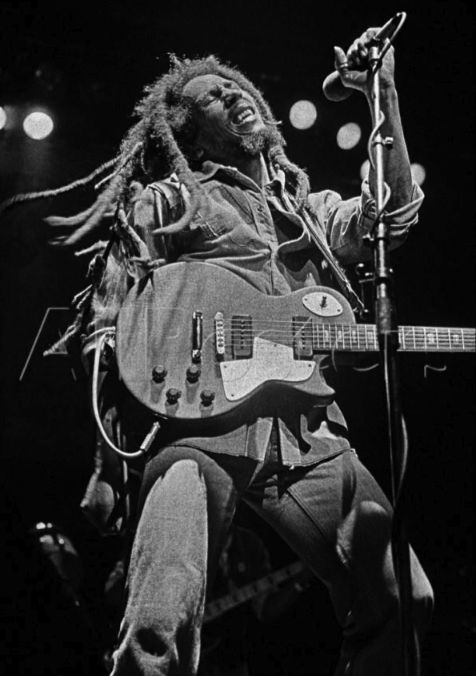 Happy birthday to the legendary Bob Marley (February 6, 1945 - May 11, 1981).