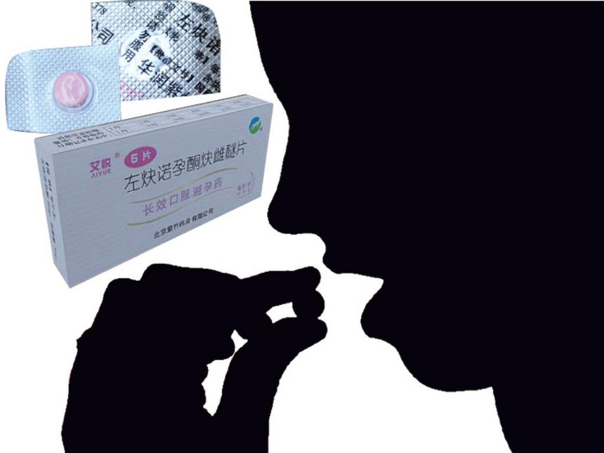 Chinese contraceptive pills raise libido but cause more side-effects