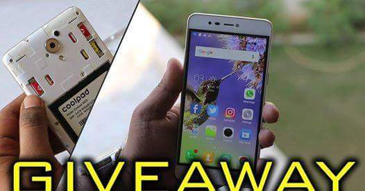 Coolpad Mega 3 (3 SIM) Republic Giveaway Techhindi