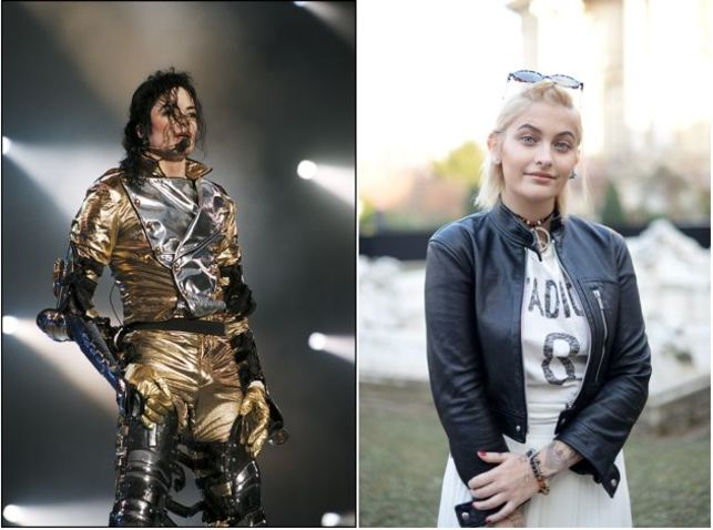 Michael Jackson's daughter, Paris, was sexually assaulted at 14